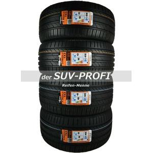 4x Sommerreifen 19 Zoll für BMW 5er E60 - 245/35 R 19 + 275/30 R 19 TRACMAX Neu