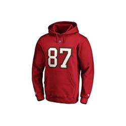 Fanatics Kapuzenpullover Tampa Bay Buccaneers NFL #87 Rob Gronkowski S