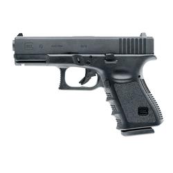 VFC Glock 19 Gen. 3 mit Metallschlitten GBB Softairpistole 6mm BB schwarz