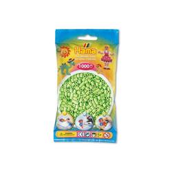 Hama Perlen, pastell-grün, 1000 Stück