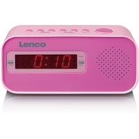 Lenco CR-205 pink