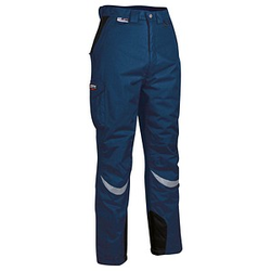 COFRA® Herren Winterhose FROZEN blau Größe 54