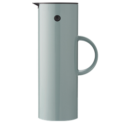 Stelton EM77 Thermoskanne 1L Dusty Green