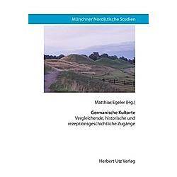 Germanische Kultorte - Buch