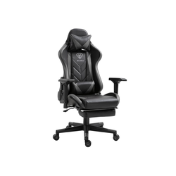 TRISENS Chefsessel, Gaming Stuhl 4D-Armlehnen Chair Racing Chefsessel Bürostuhl Sportsitz