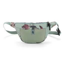 NITRO Gürteltasche Hip Bag, Dead Flower grün Kinder Reisetaschen Reisegepäck