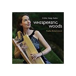 Whispering Woods-Celtic Harp Solos