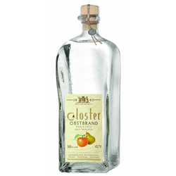 Closter Badisches Obstwasser 0,7L 38% vol.