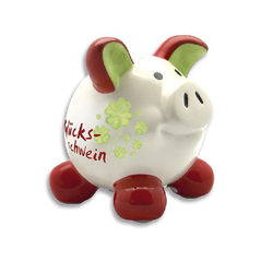 Swiggie-Sparschwein Glücksbringer M