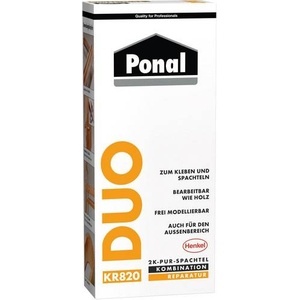 Ponal Duo 2K-Multi-Spa- chtel 315g