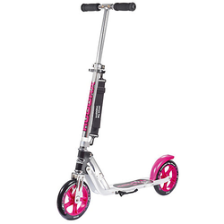 Scooter Big Wheel 205 mm, pink/schwarz