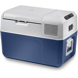 MobiCool MCF32 12/230V Kühlbox EEK: A+ (A+++ - D) Kompressor 12 V, 24 V, 230V Blau, Weiß 31l