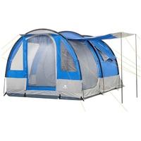 CampFeuer Campingzelt Smart blau/grau