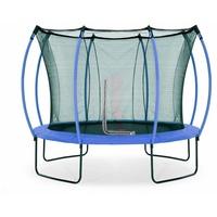 plum Springsafe Trampolin Colours 305 cm inkl. Sicherheitsnetz blau