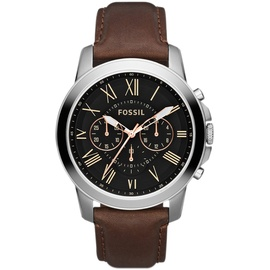 Fossil Grant Leather FS4813