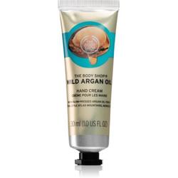 The Body Shop Wild Argan Oil Handcreme mit Arganöl 30 ml