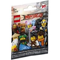Lego Minifigures The Ninjago Movie sortiert (71019)