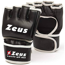 Zeus Herren MMA Kampfsport Handschuhe - L/XL