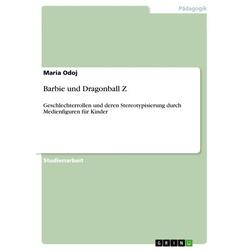 Barbie und Dragonball Z