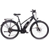 Chrisson E-Actourus Lady 28 Zoll RH 48 cm schwarz
