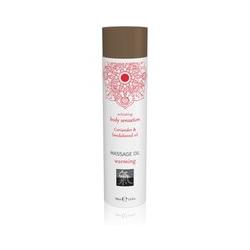 """Massageöl """"Warming Coriander"""", 100 ml"""