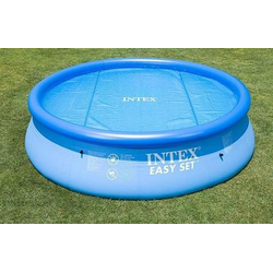 Intex Solarabdeckplane für Easy Pool Ø 244 cm