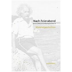 Nach Feierabend 2018 - Buch