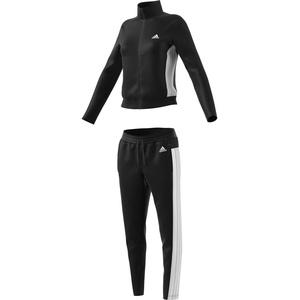 adidas Damen Teamsports Trainingsanzug, Black/Black, M
