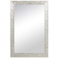 Spiegelprofi Rahmenspiegel Jessy in Silberfarbig, 40 x 60 cm