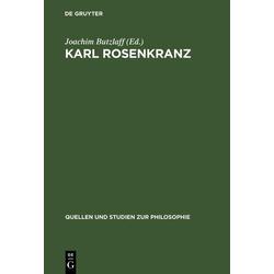 Karl Rosenkranz: eBook von