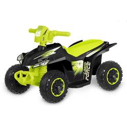 Elektrofahrzeug QUAD FORCE, Kinderfahrzeug grün