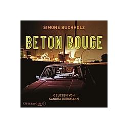 Beton Rouge  5 CDs - Hörbuch