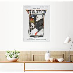 Posterlounge Wandbild, Nosferatu - Phantom der Nacht (französisch) 100 cm x 130 cm