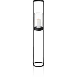 BLOMUS Kerzenständer NERO Ø 21 cm x 120 cm