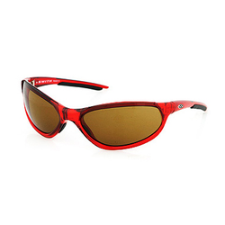 SMITH MAINLINE Sonnenbrille crystal red/SB18/GL55//Y68