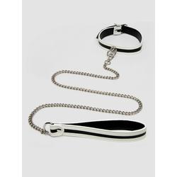 Bondage Boutique Glow-in-the-Dark Halsband und Leine