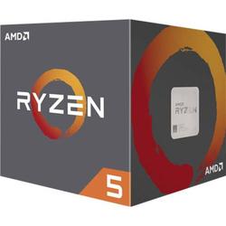 AMD Ryzen 5 2600X 6 x 3.6GHz Hexa Core Prozessor (CPU) WOF Sockel: AM4 95W