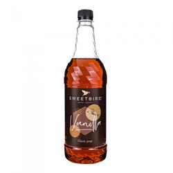 "Sirup für Kaffee Sweetbird ""Vanilla"", 1 l"