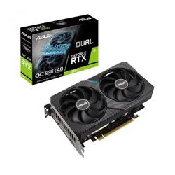 Asus Dual GeForce RTX 3060 O12GB V2 Gaming-Grafikkarte GDDR6 Nvidia Grafikkarte (12 GB)