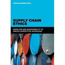 Supply Chain Ethics als Buch von John Manners-Bell