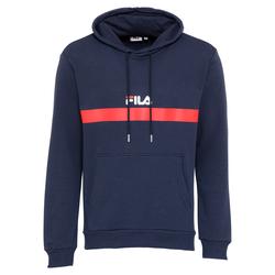 FILA Herren Sweatshirt 'SAVION' blau / rot / weiß, Größe L, 5193006