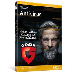 G Data Antivirus 2020, 1 rok, natychmiastowe pobieranie