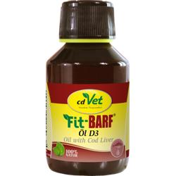 FIT-BARF Öl D3 vet. 100 ml