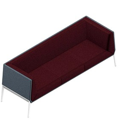 Quadrifoglio Accord Sofa rot
