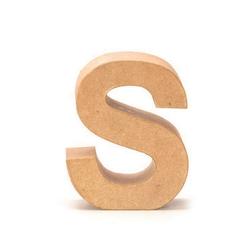 VBS Deko-Buchstaben Papp-Buchstabe, 17,5 cm hoch 14.5 cm x 17.5 cm x 5.5 cm