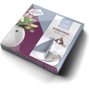 FIFTYEIGHT PRODUCTS Servietten - Lunch - Floral Pokal