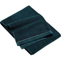 Esprit Box Solid Handtuch (2x50x100 cm) dark petrol
