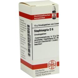 STAPHISAGRIA D 6