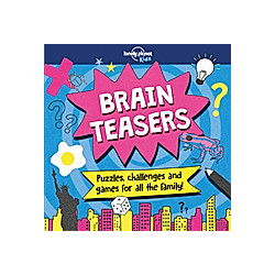 Brain Teasers. Lonely Planet Kids  Sally Morgan  - Buch