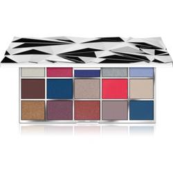 Makeup Revolution Glass Mirror Lidschatten-Palette 16,5 g